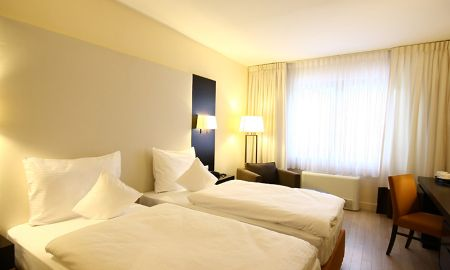 Superior Double Room - Single Use - Lions Garden Hotel - Budapest