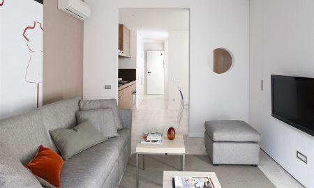 Апартаменты - 2 спальни + 1 ванная комната - Eric Vökel Boutique Apartments - Bcn Suites - Barcelona