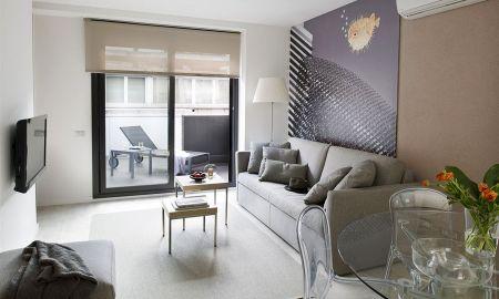 Апартаменты с 1 спальней и террасой - Eric Vökel Boutique Apartments - Bcn Suites - Barcelona