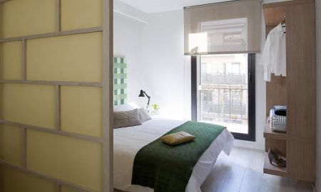 Apartment - 2 bedroom + 2 bathroom - Eric Vökel Boutique Apartments - Sagrada Familia Suites - Barcelona