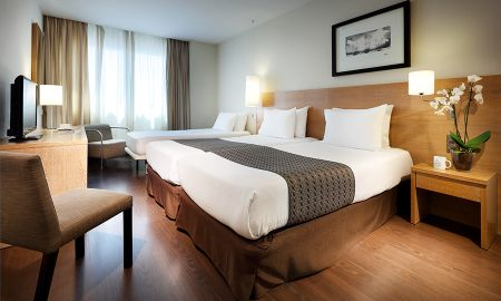 Double Room with Extra Bed - Eurostars Lucentum - Alicante