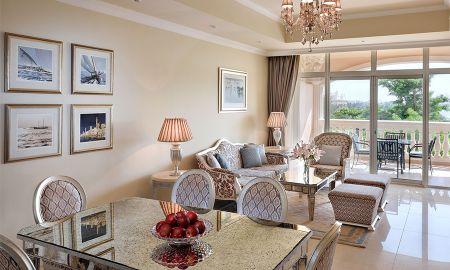 Suite Superior Um Quarto - Kempinski Hotel & Residence Palm Jumeirah - Dubai