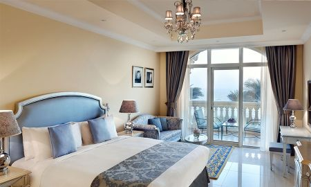 Two Bedrooms Ocean Suite - With an offered breakfast for two - Kempinski Hotel & Residence Palm Jumeirah - Dubai