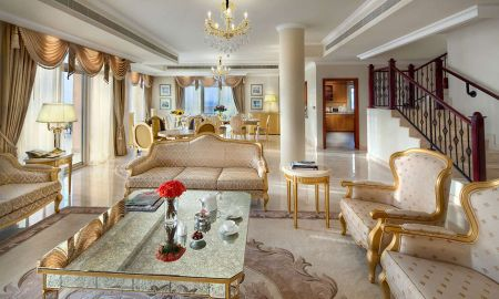 Four Bedrooms Superior Penthouse Suite - With an offered breakfast for two - Kempinski Hotel & Residence Palm Jumeirah - Dubai