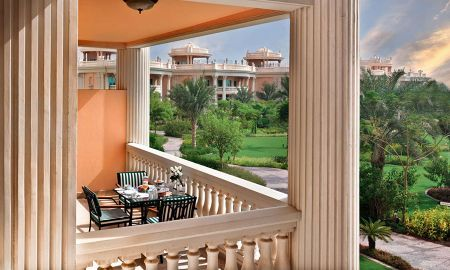 Suite Palm Dois Quartos - Kempinski Hotel & Residence Palm Jumeirah - Dubai