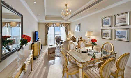Suite Superior Três Quartos - Kempinski Hotel & Residence Palm Jumeirah - Dubai