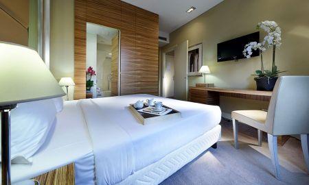 Camera Deluxe Doppia - Eurostars Hotel Saint John - Roma