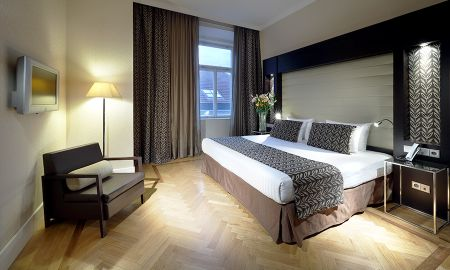 Double Room with Extra Bed - Eurostars Thalia - Prague