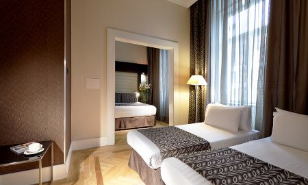 Quarto Familiar - Eurostars Thalia - Praga