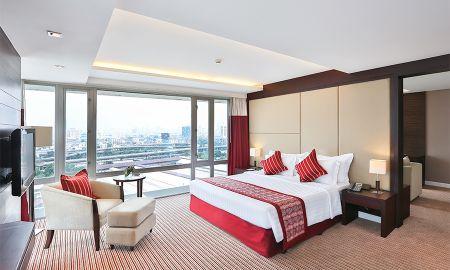 Suite Ejecutiva - Eastin Hotel Makkasan Bangkok - Bangkok