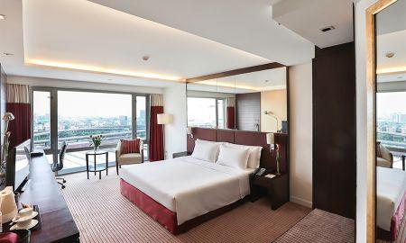 Habitación Deluxe - Eastin Hotel Makkasan Bangkok - Bangkok