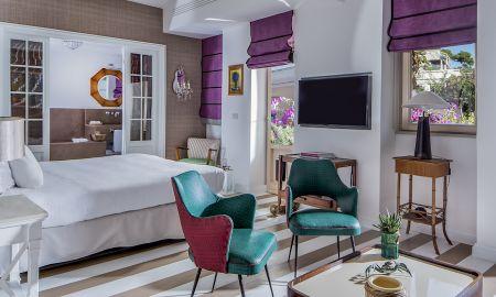 Suite Junior - Vista Città - Capri Tiberio Palace - Capri