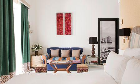 Suite Studio - Capri Tiberio Palace - Capri