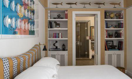 Suite Junior - Vista Ciudad - Capri Tiberio Palace - Capri