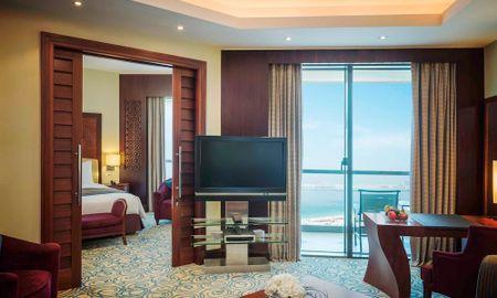 Suite Junior Con Balcone Privato E Vista Mare Lataterale - Sofitel Dubai Jumeirah Beach - Dubai