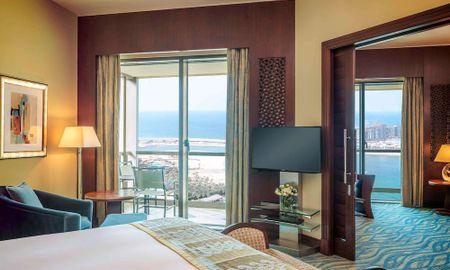 Prestige Suite Side Sea View And Private Balcony - Sofitel Dubai Jumeirah Beach - Dubai