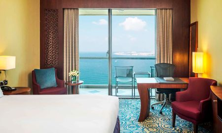 Superior King Room - Sea Side View & Private Balcony - Sofitel Dubai Jumeirah Beach - Dubai
