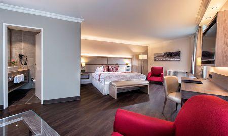 Quarto Individual Business - Radisson Blu Badischer Hof Hotel - Baden-baden