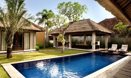 Villa 3 Chambres avec Piscine Privée - Villa Jerami Luxury Villas & Spa - Bali