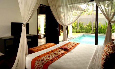 Villa 1 Chambre avec Piscine Privée - Villa Jerami Luxury Villas & Spa - Bali