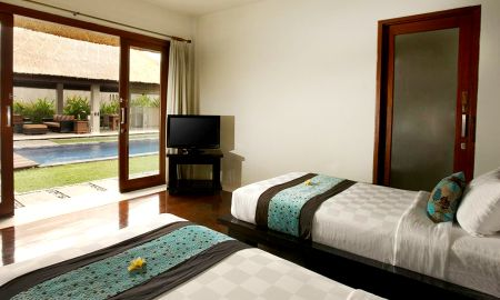 Villa 2 Chambres avec Piscine Privée - Villa Jerami Luxury Villas & Spa - Bali