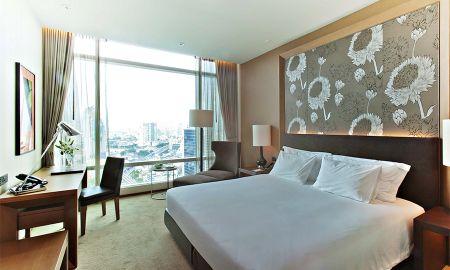 Habitación Ejecutiva Superior - Eastin Grand Hotel Sathorn Bangkok - Bangkok