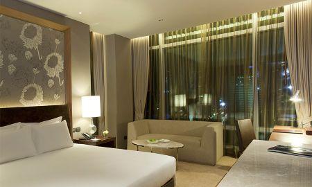 Camera Executiva Deluxe - Eastin Grand Hotel Sathorn Bangkok - Bangkok
