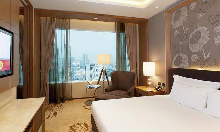 Quarto Superior - Eastin Grand Hotel Sathorn Bangkok - Bangkok