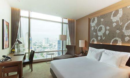 Camera Superior Sky - Eastin Grand Hotel Sathorn Bangkok - Bangkok