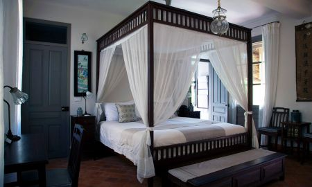 Deluxe Room - Satri House - Luang Prabang