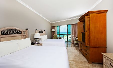 Chambre Superior - Sandos Cancun Luxury Resort All Inclusive - Cancun