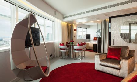 Suite - MYRIAD By SANA Hotels - Lisbonne