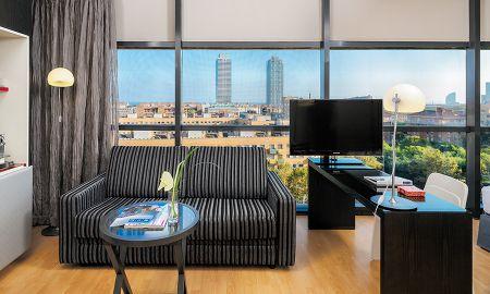 Chambre Privilège - H10 Marina Barcelona - Barcelone