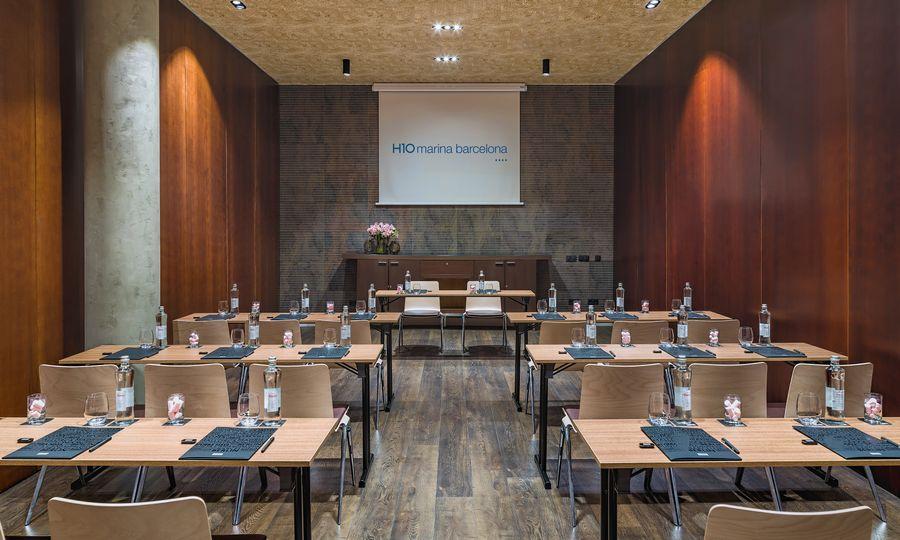 Hotel H10 Marina Barcelona Reservierung Informationen