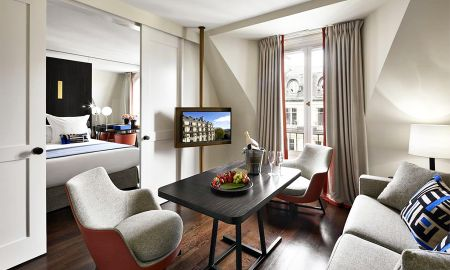 Suite Junior - Hotel Montalembert - Paris