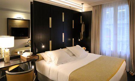 Quarto Superior - Hotel Montalembert - Paris