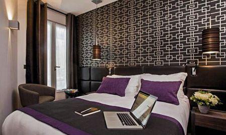 Quarto Clásico - Le Grey Hotel - Paris