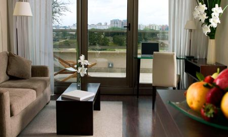 Suite Ejecutiva - Hotel Madero Buenos Aires - Buenos Aires