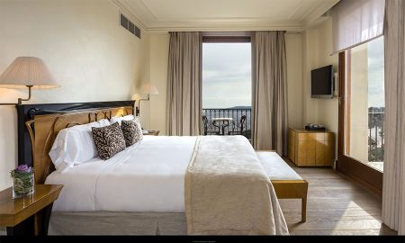 Junior Suite with City View - Gran Hotel La Florida - Barcelona