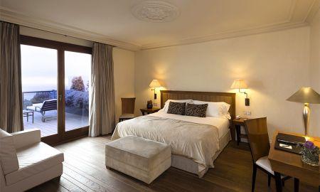 Habitación Triple Deluxe - Gran Hotel La Florida - Barcelona