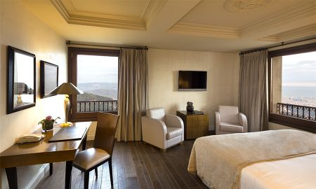 Deluxe Room with Mountain View - Gran Hotel La Florida - Barcelona