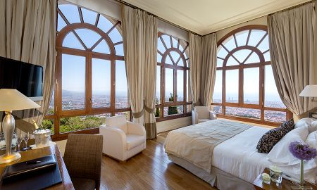 Deluxe Room with City View - Gran Hotel La Florida - Barcelona