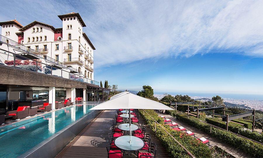 Gran Hotel La Florida - Barcelone