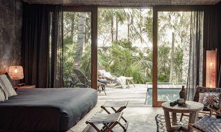 Tierra Suite with Plunge Pool - Be Tulum Beach & Spa Resort - Tulum