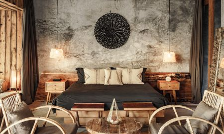 Fuego Suite with Plunge Pool - Be Tulum Beach & Spa Resort - Tulum