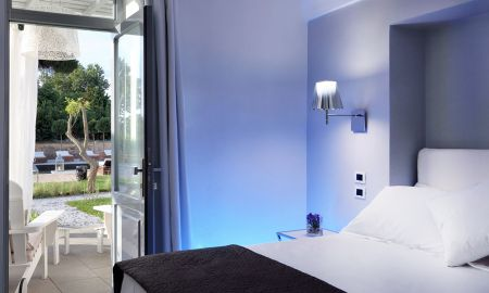 Suite Superior Chromotherapy - La Suite Hotel & Spa - Isla De Procida