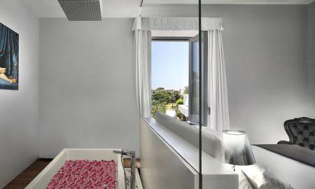 Habitación Clásica - La Suite Hotel & Spa - Isla De Procida