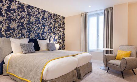 Superior Twin Room - Le Mareuil - Paris