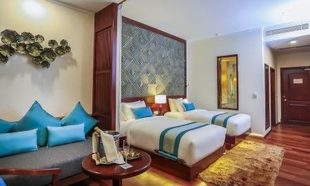 Landmark King/Twin Room - Lotus Blanc Resort - Siem Reap