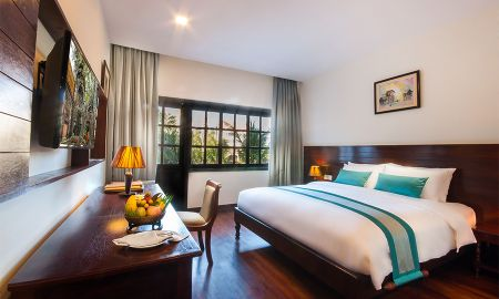 Camera Doppia Superior - Lotus Blanc Resort - Siem Reap